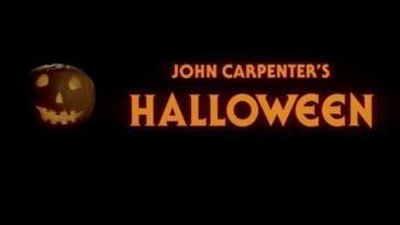 Halloween original logo