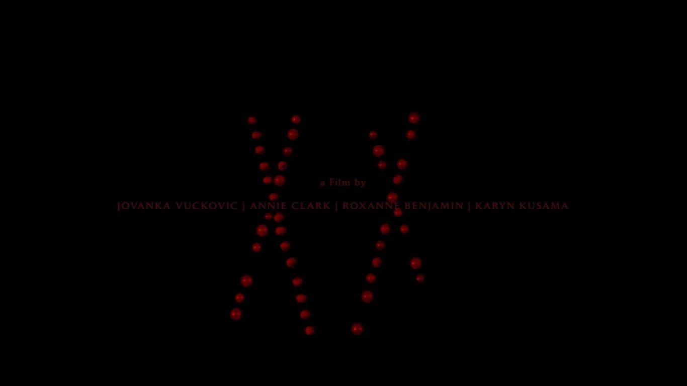 XX title screen