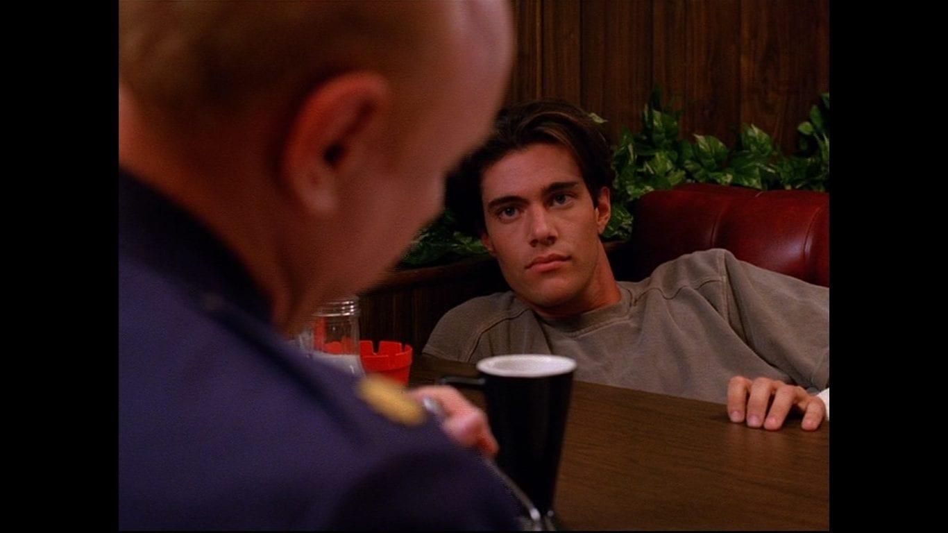 Dana Ashbrook as Bobby Briggs in Twin Peaks