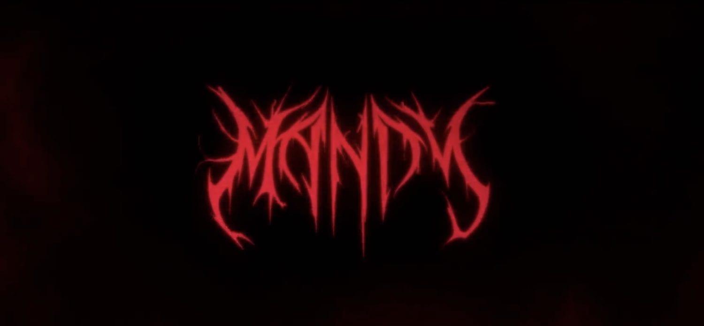 the word mandy scrawled