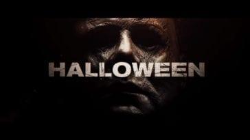 Michael Myers returns in Halloween