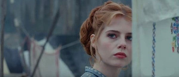 Andrea Howe played by Lucy Boynton in Netflix Horror Apostle