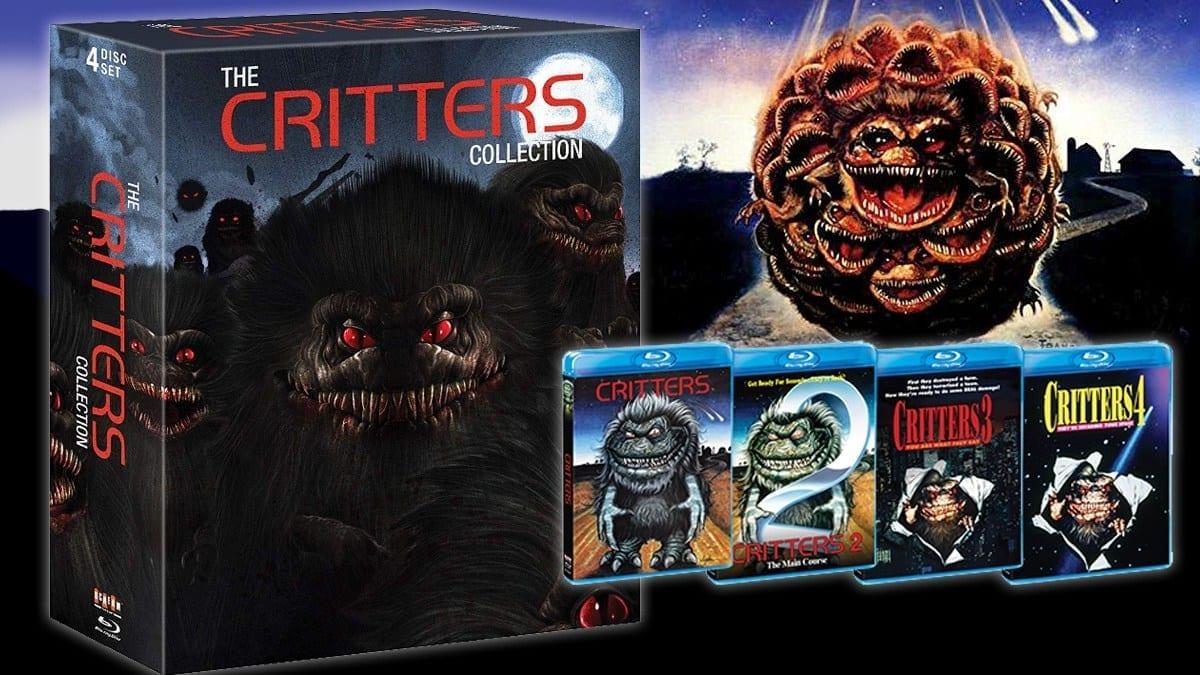 critters shout factory box set