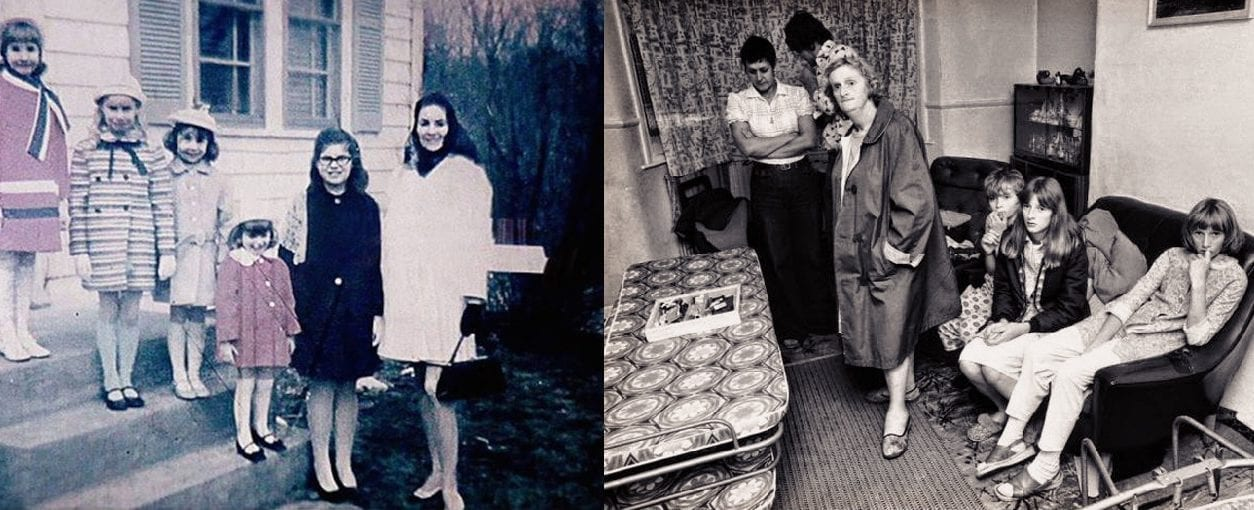 Families that inspired the conjuring movies