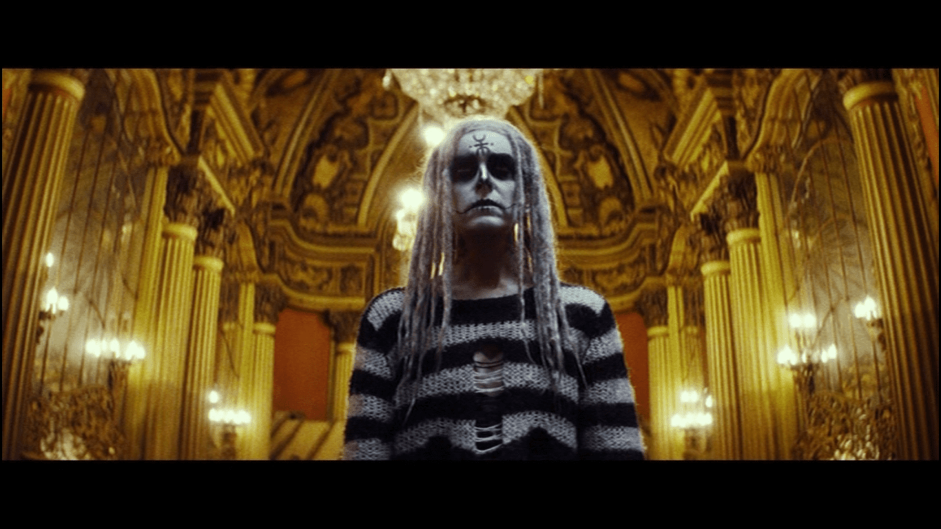 Sheri Moon Zombie as Heidi Hawthorne in The Lords of Salem