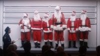 The lineup from 1980's Christmas Evil.