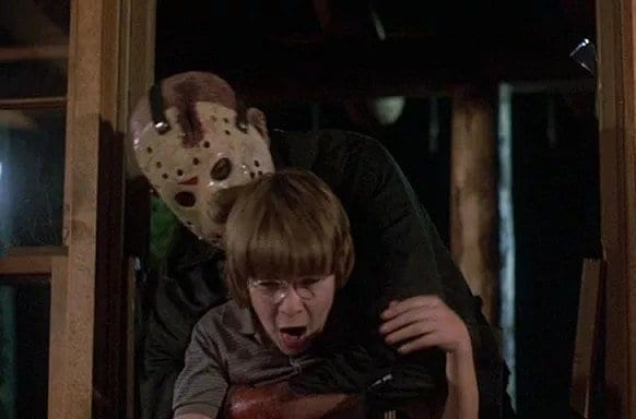 Jason and Tommy in The Final Chapter