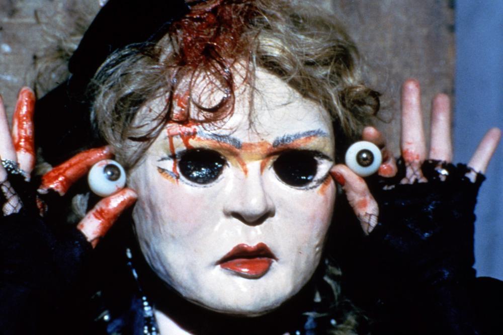 Still from horror movie Dolls