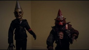 Killer puppets are back in Puppet Master: The Littlest Reich