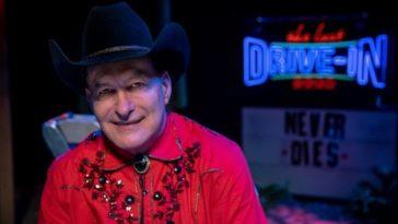 Joe Bob Briggs on The Last Drive-In with Shudder
