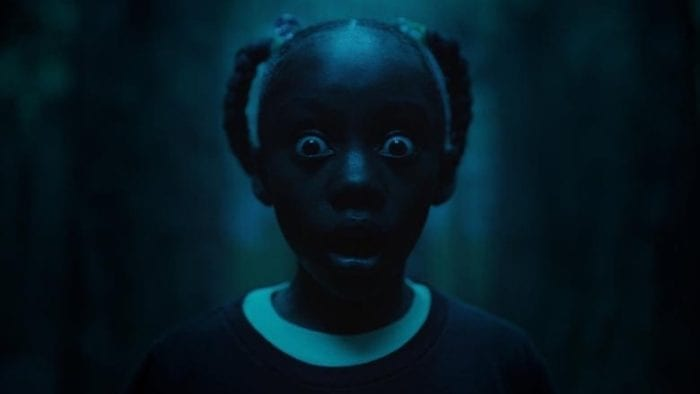 """Young Adelaide Wilson first sees herself in Jordan Peele's """"Us."""""""