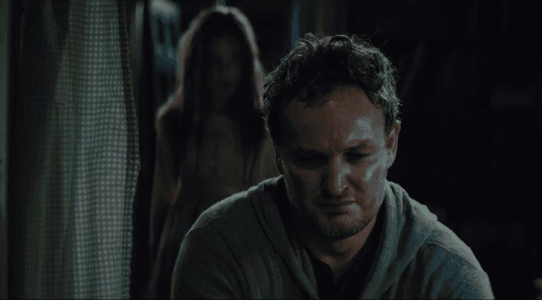 Dr. Louis Creed (Jason Clarke) what