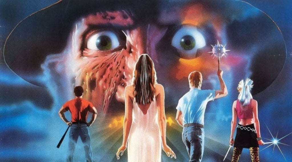 The third film in the franchise and the second in the Craven trilogy is the fantasy-adventure A Nightmare on Elm Street 3: Dream Warriors.