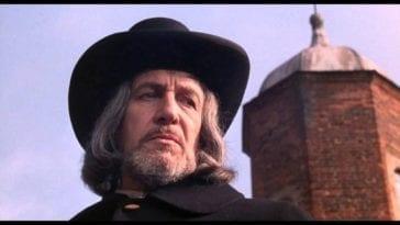 Vincent Price sttared in the original Witchfinder General.