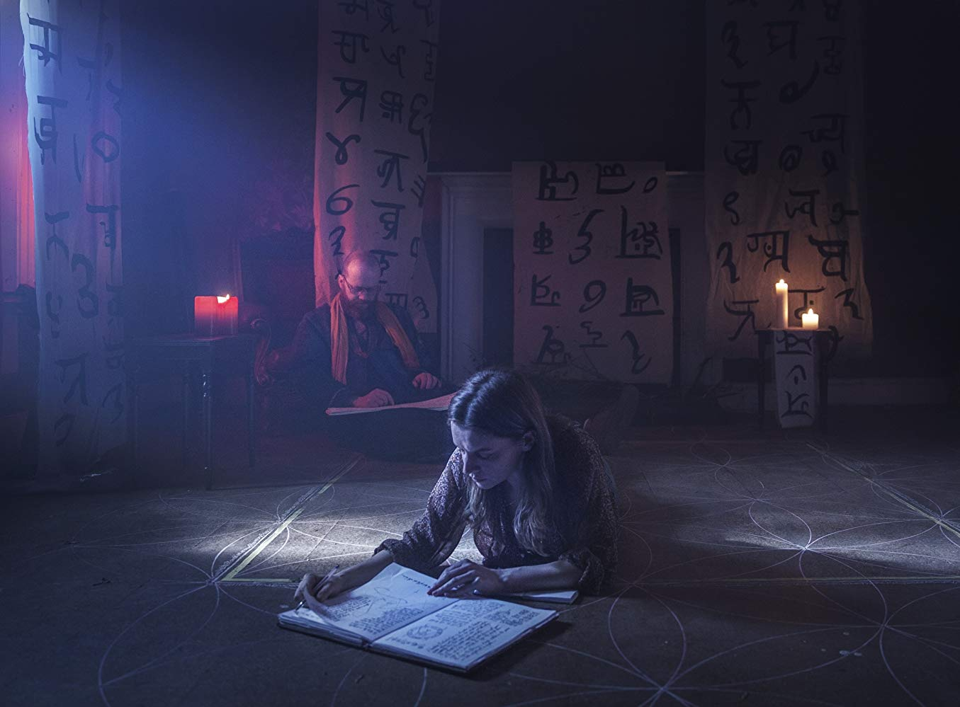 From A Dark Song on Netflix