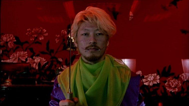 Ichi the Killer a character created by Takashi Miike