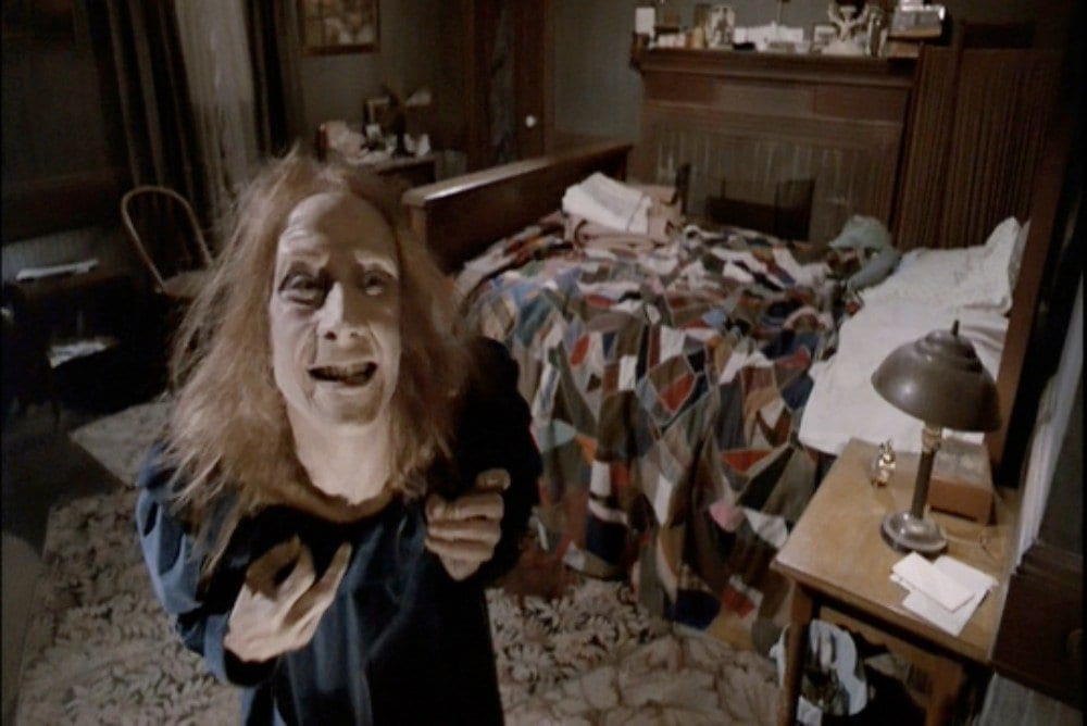 One of the scariest things in the original Mary Lambert adaptation with the nightmarish Zelda