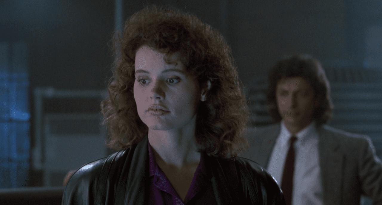 David Cronenberg's The Fly starring Jeff Goldblum and Geena Davis