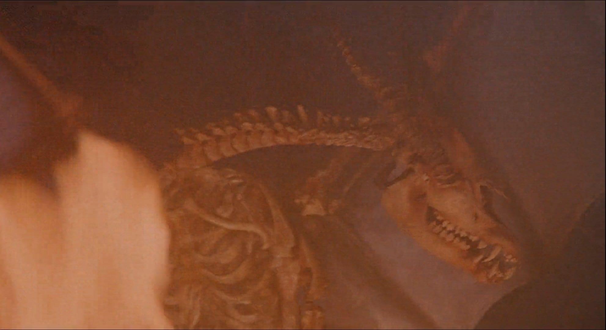 skeletal Dragon, Hellraiser