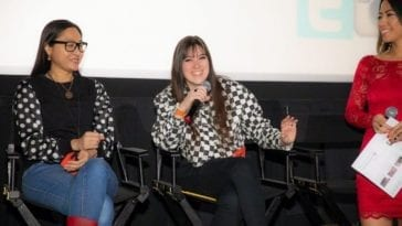 Sydney Clara Brafman at Katra Film Series