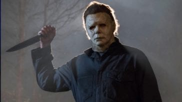 Michael Myers in Halloween 2018