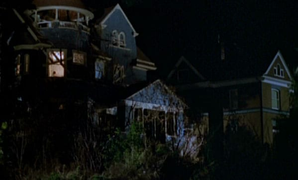 The Myers House in Halloween 5: The Revenge of Michael Myers is now an abandoned Gothic mansion.