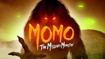 Momo the Missouri Monster film poster