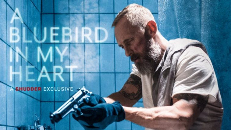 A Bluebird in my Heart Shudder poster