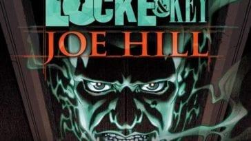 Cover Art for Audible's Locke & Key