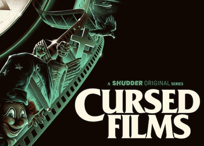 Shudder's Cursed Films cover