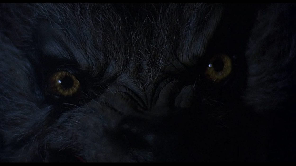 The werewolf.