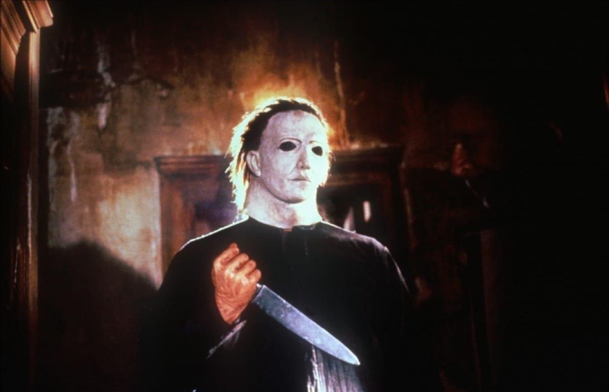 Michael Myers Halloween 5 look/mask