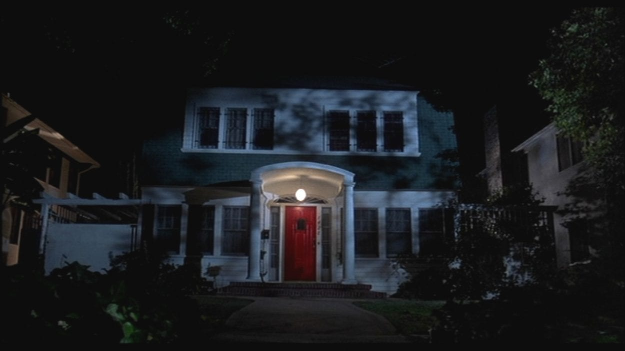 Nancy Thompson's House in Springwood, Ohio.