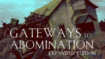 Gateways to Abomination book cover