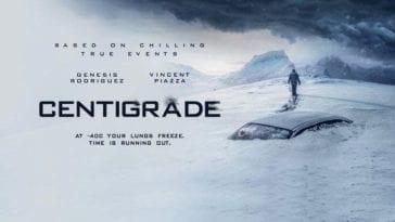 Centigrade is a new survivalist thriller from IFC Midnight.
