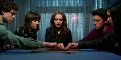 The Ouija casts begins dabbling in the afterlife.