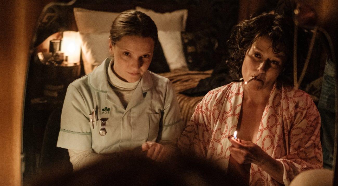 Maud and Amanda in Saint Maud