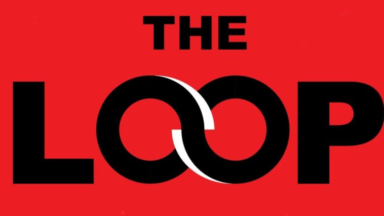 Title logo for The Loop
