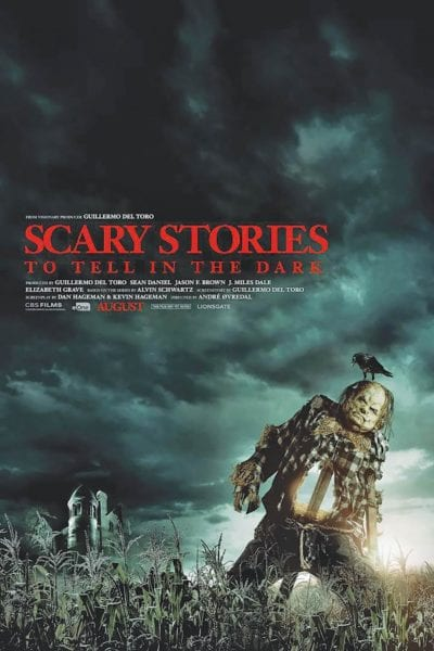 Sort of?) Scary Stories to Tell in the Dark | Horror Obsessive