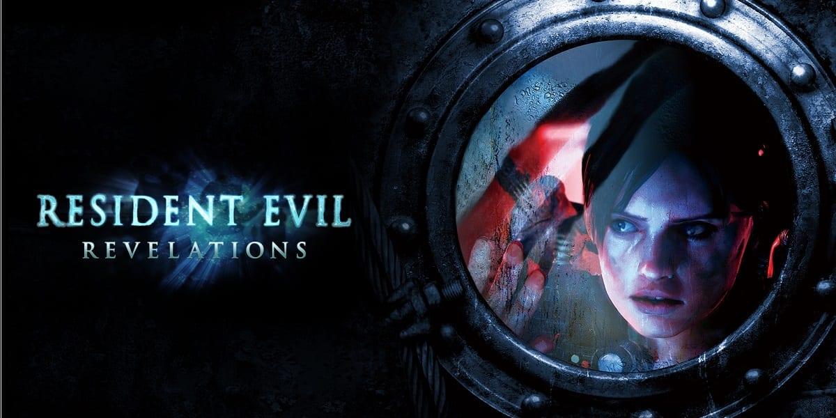 Title logo for Resident Evil Revelations