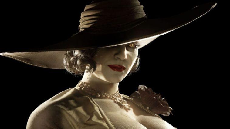 Mysterious tall woman. Main villian of Resident Evil 8