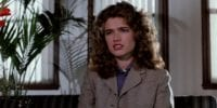 Heather Langenkamp as Nancy Thompson in Nightmare on Elm Street 3.