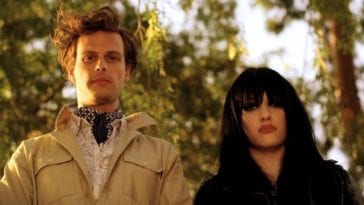 Matthew Gray Gubler and Kat Dennings star in Suburban Gothic