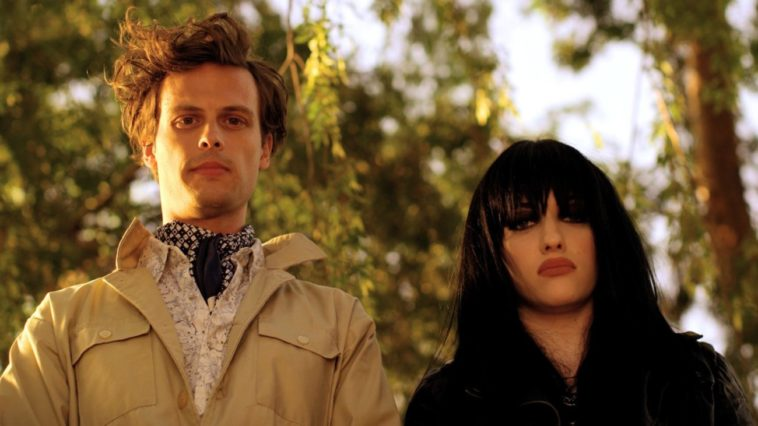Matthew Gray Gubler and Kat Dennings star in Suburban Gothic