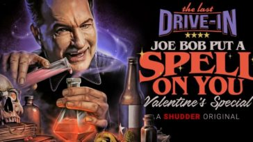 Joe Bob Put A Spell On You Shudder Art