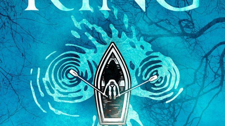 The Institute alternate cover.