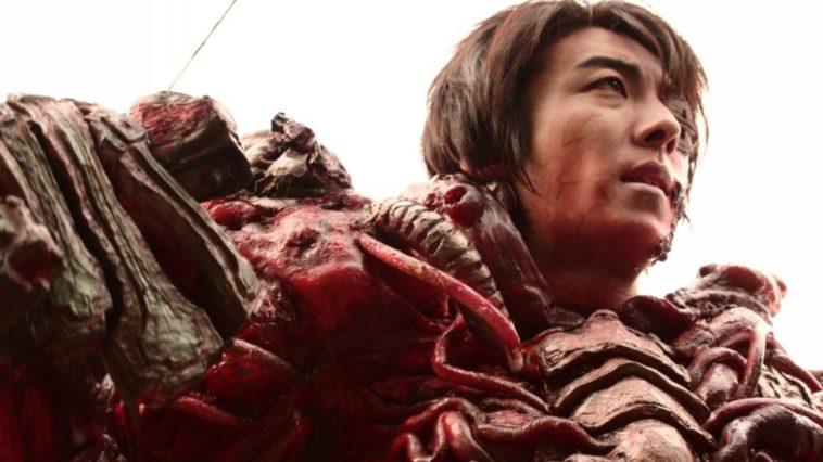Yôji (Issei Takahashi) in necroborg form