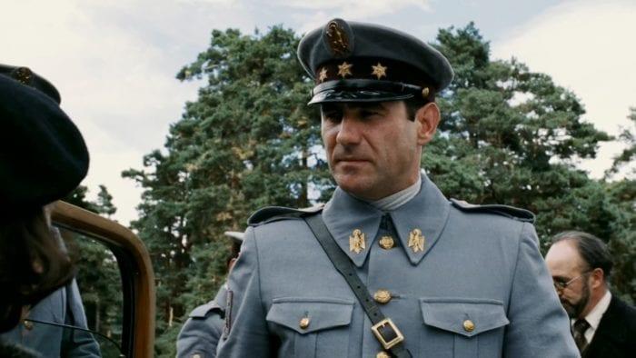 Captain Vidal in his uniform