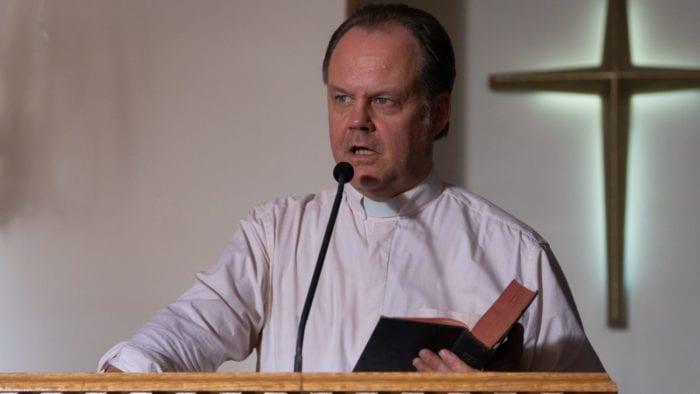 Jakob preaches