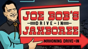Logo for Joe Bob's Drive-In Jamboree